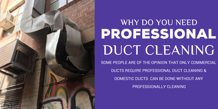 Central Duct Cleaning Caveat