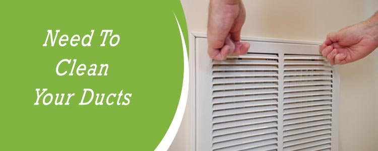 Need to Clean Your Ducts